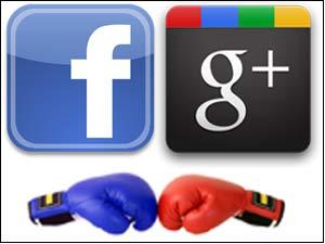 Google+-Facebook