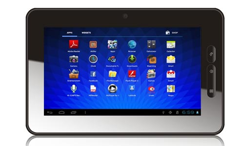 tablet pc makers in india
