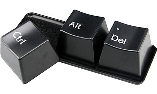 'Ctrl+Alt+Del' ను కనుగున్నది ఎవరో తెలుసా..?