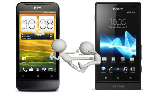sony xperia sola vs htc one v which one should you buy