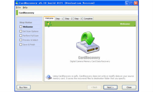 how to recover deleted pictures from a memory card