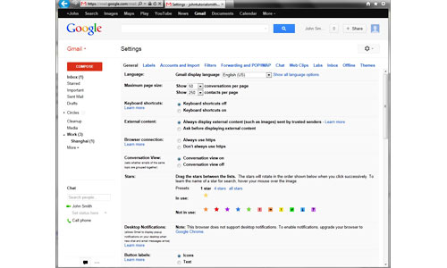 How to Get the Gmail Telugu version?