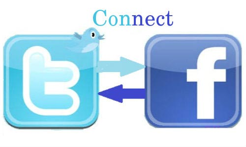 Tips to connect Twitter to Facebook?