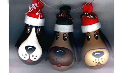 Игрушки из лампочек своими руками фото