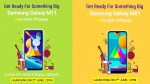 Samsung Galaxy M11 & M01: బడ్జెట్ ధరలో కొత్త ఫోన్లు!!! నేటి నుంచే సేల్స్...