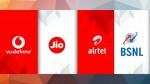Airtel, Jio, Vi, BSNL టెలికాం ఆపరేటర్లు రూ.500లోపు అందిస్తున్న బెస్ట్ ప్రీపెయిడ్ ప్లాన్లు ఇవే!!!
