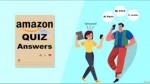 Amazon app క్విజ్ నేటి Q & A !! శామ్సంగ్ గెలాక్సీ వాచ్ గెలుచుకోనే అవకాశం