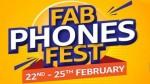 అమెజాన్ Fab Phones Fest సేల్ ! Samsung ఫోన్ల పై భారీ ఆఫర్లు ..లిస్ట్ చూడండి.
