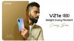 Vivo V21e 5G స్మార్ట్ఫోన్ ఫీచర్స్ లీక్ అయ్యాయి!! వివరాలు ఇవిగో...