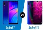 Redmi 7 vs Redmi Y3