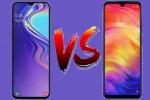 రియల్ మి 3 ప్రో vs రెడ్మి నోట్7 ప్రో vs శామ్సంగ్ గాలక్సీM30 vs శామ్సంగ్ గాలక్సీA20
