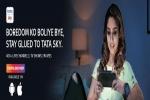 400 కి పైగా లైవ్ టీవీ ఛానెల్లను అందిస్తున్న టాటా స్కై వెబ్ వెర్షన్