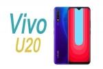 Vivo U20 : మార్కెట్లోకి మరో మిడ్-రేంజ్ స్మార్ట్ఫోన్... వివో యు 20  ఎలా ఉందో చూడండి