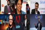 టెక్ పరిశ్రమలో CEOగా రాణిస్తున్న 10 మంది భారతీయులు