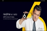 Realme 6-Series: సల్మాన్ చేతిలో కొత్త ఫోన్... కొద్దీ రోజులలోనే లాంచ్