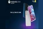 Motorola One Fusion+ Sale: గొప్ప క్యాష్ బ్యాక్ ఆఫర్లు!!! త్వరపడండి...