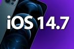 Apple IOS 14.7.1 సరికొత్త అప్డేట్!! వెంటనే డౌన్లోడ్ చేసుకోండి....