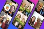 Facebook Messenger వీడియో కాల్లో కొత్తగా AR గ్రూప్ ఎఫెక్ట్లు