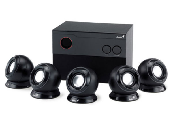 Top 5 Multimedia 5.1 Subwoofer Speaker Systems Under Rs 5,000