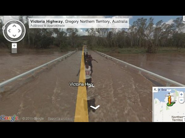 Google Street View Sightings