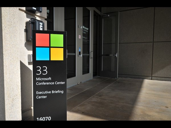 Microsoft company office pictures