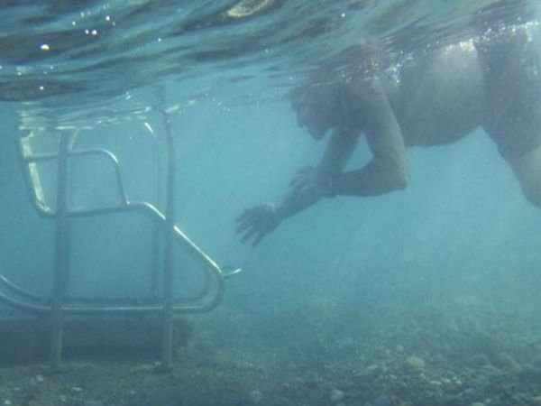 Seatrac: A solar chair lets disabled people swim in sea