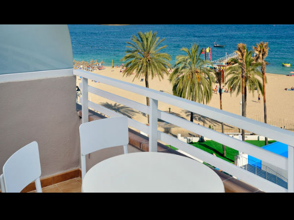 The Sol Wave House hotel in Majorca
