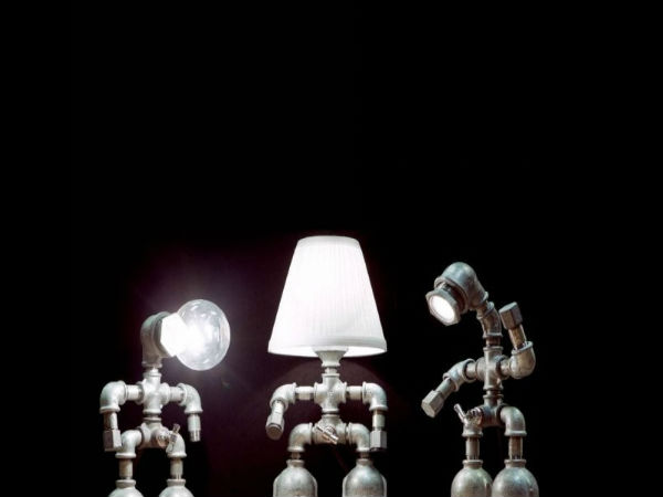 Amazing Self Made Lamps