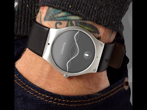 Stephen Olmstead apple iwatch concept,