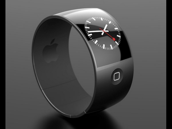 Esben Oxholm apple iwatch concept,