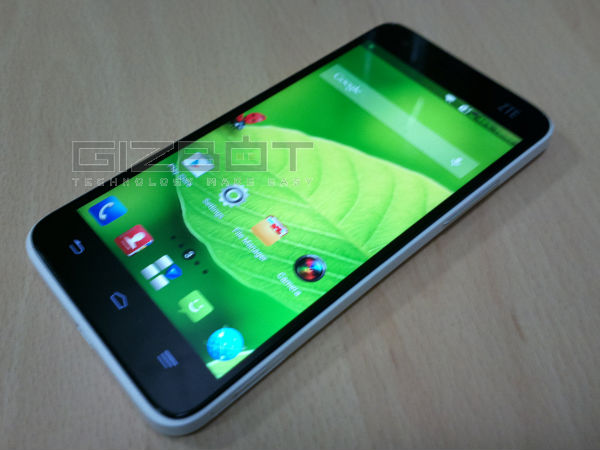 ZTE Grand S To Make Its Debut in India Around Diwali