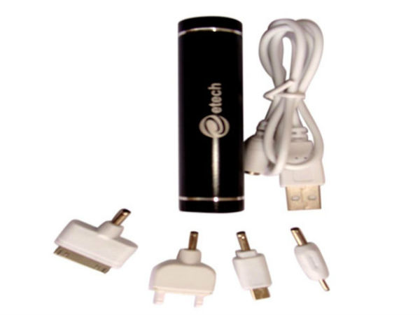 Etech Tube Power Bank