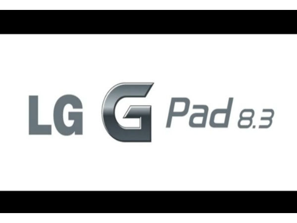 LG Just Announced Its Big iPad Rival, The 'G Pad'