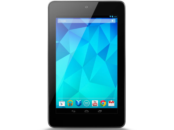 Google Nexus 7 2013 Tablet