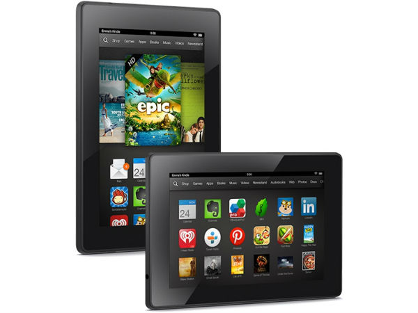 Amazon Kindle Fire HD 8GB
