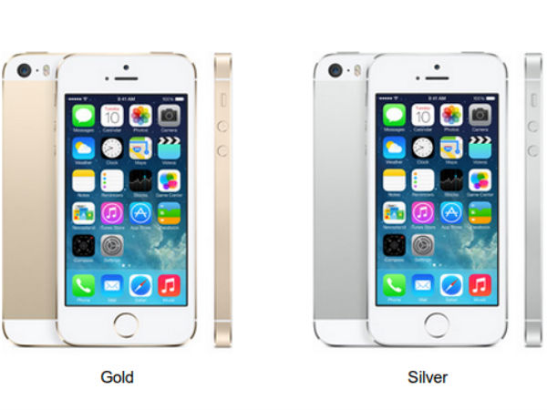 Apple iPhone 5S: Get cashback of Rs.2500