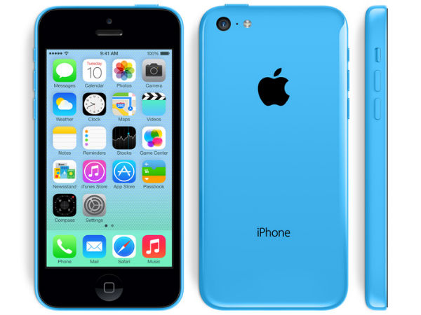 Apple iPhone 5C: Get cashback of Rs.1500/