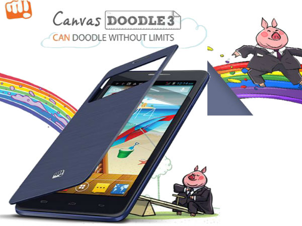 Micromax Canvas Doodle 3