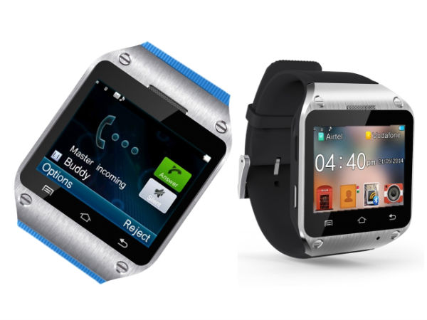 Spice Smart Pulse M-9010 smart watch
