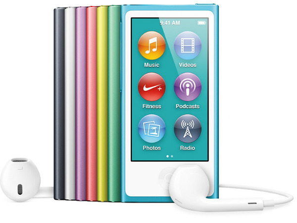 Apple iPod nano 7th Generation 16 GB