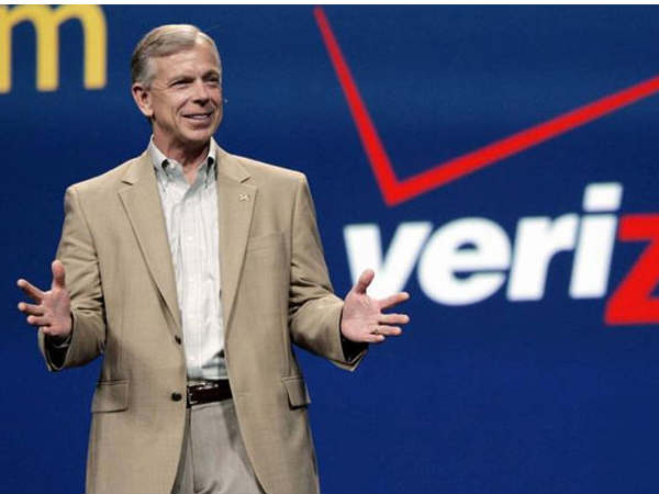 Lowell McAdam (CEO of Verizon)