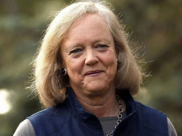 Meg Whitman (chief executive officer of Hewlett-Packard)