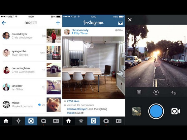 Instagram (iPhone, Android, Windows Phone)