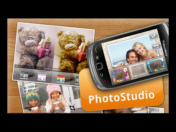 Photo Studio (BlackBerry 10, Android)