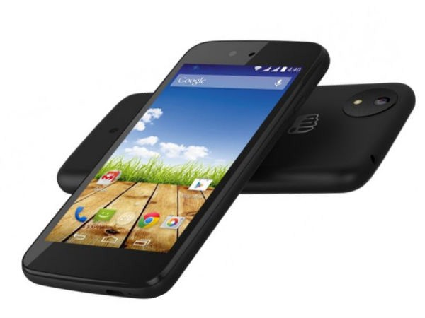 Micromax Canvas L A108