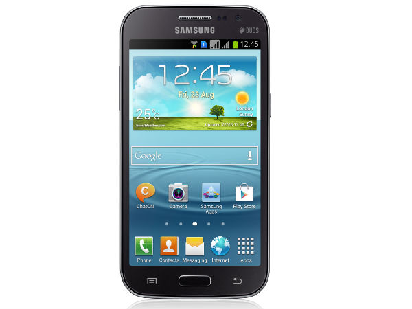 Samsung Galaxy Grand Quattro Gray