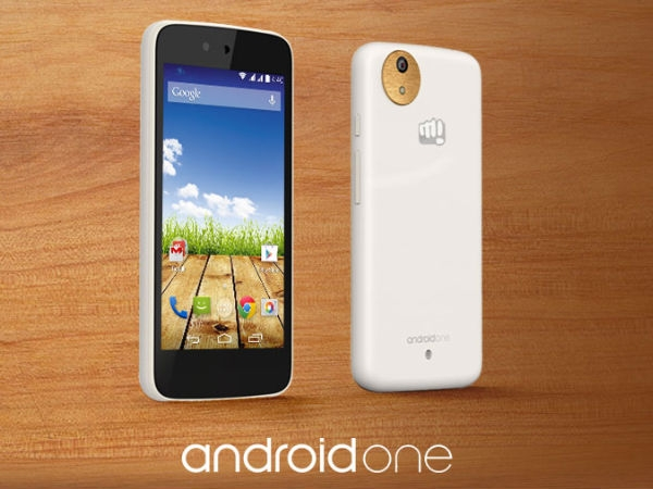 Micromax Canvas A1 (Android One)