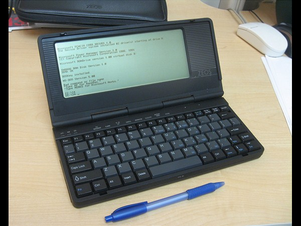 Zeos Pocket PC Computer
