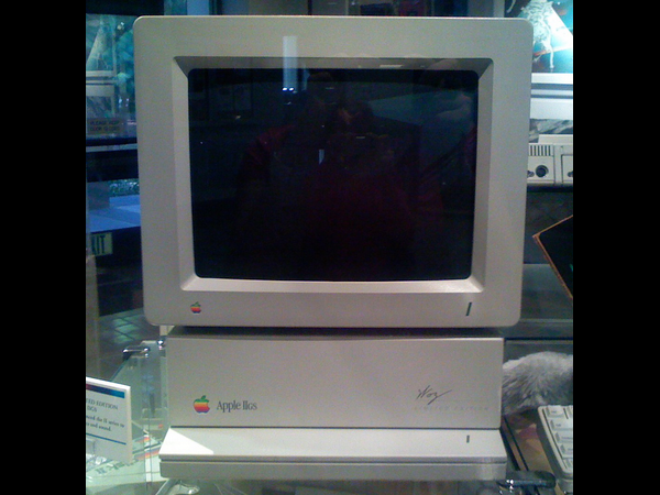 Apple IIGS Woz Computer