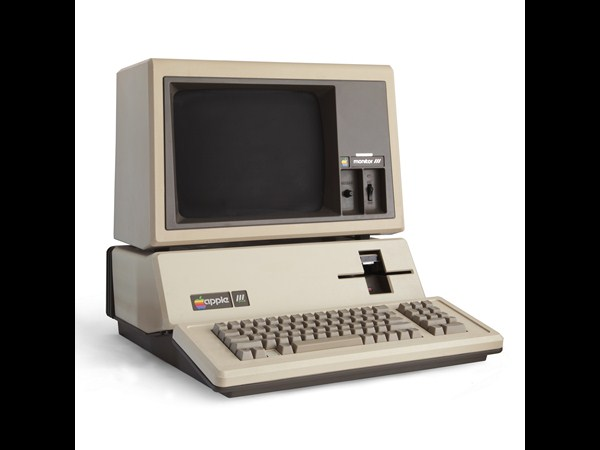 Apple III Plus Computer